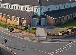 Llanrumney Medical Centre, Ball Rd  Llanrumney, Cardiff