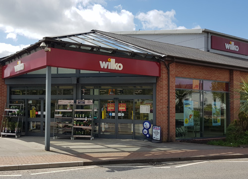 Wilko and Barnados,                      Carregammon Road, Ammanford, SA18 3ED