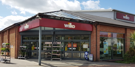 Wilko and Barnados, Carregammon Road, Ammanford